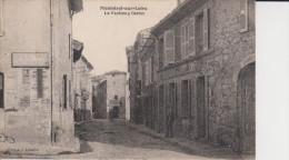 43-monistrol Sur Loire   -le Faubourg Carnot - Monistrol Sur Loire