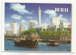 O455 Unitad Arab Emirates - UAE - View Of Dubai Creek - Barche Boats Bateaux / Non Viaggiata - Dubai