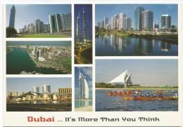 O456 Unitad Arab Emirates - UAE - Views Of Dubai / Non Viaggiata - Dubai