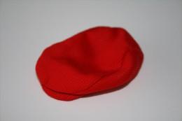 Barbie Accesoires ´50-´60 - RED CAP - Original Vintage Barbie - Ken - Ricky - Skipper - Barbie
