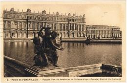 FR-L52- FRANCE N° 379 Visite Des Souverains Britanniques Sur Carte De Versailles 1938 - Lettres & Documents