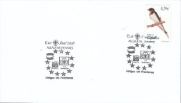 Spanien 2006 Sonderstempel / Special Cancellation;  Alcala De Henares  EUROSCOUT 2006 - Freunde Ohne Grenzen - Poststempel - Freistempel