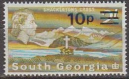 Antarctic.South Georgia.1971.Michel.35.MNH 22120 - Unclassified