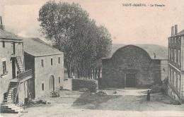 SAINT AGREVE -  Le Temple Protestant - Saint Agrève