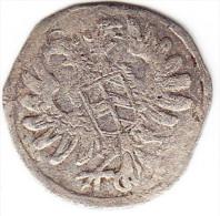 1625 Glogau Poland Ferdinand II 3 Pfennig Coin - Poland