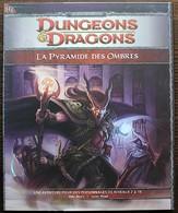 DONJONS ET DRAGONS 4 - D&D4 - La Pyramide Des Ombres - Dungeons & Dragons
