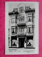 Cpa Photo HAARLEM  HOTEL RESTAURANT OUD ST. JAN    Jansweg 20 - Haarlem
