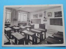 Institut N.D. Des VII Douleurs Een Klas WESEMBEEK () Anno 194? ( Zie Foto Voor Details ) !! - Wezembeek-Oppem