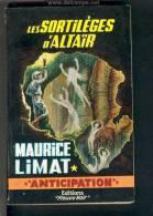 FNA 235 - Maurice Limat - Les Sortilèges D´AltaÏr (couverture De Brantonne) - Fleuve Noir