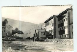 CEÜZE - CPSM - Station De Sports D' Hiver Proche Gap - Hôtel Gaillard - 2 Scans - Non Classés