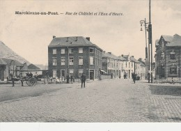 Marchienne Au-Pont Rue De Châtelet   Et -l'Eau -d'Heure - Belgique
