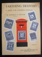 Farthing Delivery - 1960 - 54 Pages - Frais De Port 2.00 Euros - Specialized Literature
