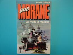 Bob Morane  La Malle  à Malices Marabout Pocket 147 Type 12 E.O.  Tres  Tres Bon Etat - Aventure