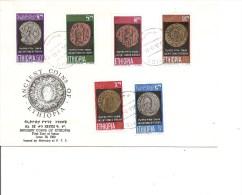 Monnaies ( FDC D'Ethiopie De 1969 à Voir) - Coins