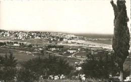 TANGER MAROC  99.325.03 VUE DE TANGER PRISE DU CHARF  EDIT. LA CIGOGNE  ECRITE CIRCULEE 1952 TP MAROC - Tanger