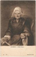 Peinture - [Jean Siméon] Chardin - Vieille Femme - Musée De Lille - LL N° 40 (non Circulée) - Pintura & Cuadros