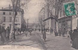 VIENNE -38 - Sortie Des Usines , Route De Lyon. - Vienne
