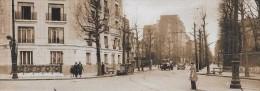PARIS XVI Auteuil Rue Molitor Auto (jolie Carte Animée) T O P - Arrondissement: 16