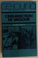 Livre : L´insurrection De Varsovie - Livres
