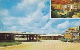 Louisiana Valdalia Shamrock Motor Motel Dexter Press