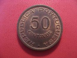 Angola - 50 Centavos 1954 - Colonie Portuguaise 6639 - Angola