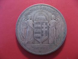 Hongrie - Hungary - 5 Pengo 1930 BP 6685 - Hungary