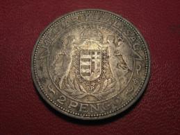 Hongrie - Hungary - 2 Pengo 1929 BP 6676 - Hungary
