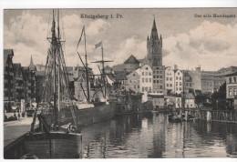 Nr. 3801,  Königsberg In Preußen,  Kaliningrad, Russland - Ostpreussen