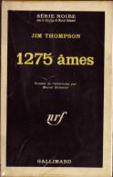 Jim THOMPSON 1275 âmes LE N° 1000 DE LA Série Noire ! (EO, 1966) - Série Noire