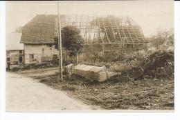 Friessen 1920---dégats Guerre 14/18---Schwob Philomé N°13 (photo) - France
