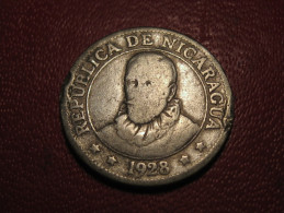 Nicaragua - 10 Centavos 1928 6403 - Nicaragua