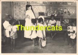 CPA KANUNNIKESSEN MISSIONARISSEN  AUGUSTINUS HEVERLEE LEUVEN CHANOINESSES MISSIONAIRES HEVERLE LOUVAIN ANTILLES - Missions