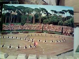 MILITARI CARABINIERI CAROSELLO EQUESTRE  N1975  FC6983 - Polizia – Gendarmeria