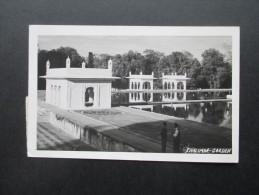 AK / Echtfoto 1959 Pakistan Shalimar Garden. Luftpost In Die CSSR - Pakistan