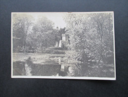 AK / Echtfoto 1930 Estland. Alter Turm / Burg. - Estland
