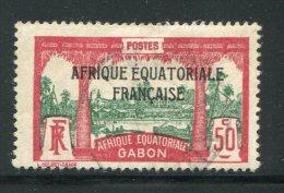 Gabon Y&T N°103 Oblitéré - Gebruikt