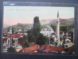 AK 1910 Österreich / Bosnien. Michel Nr. 48. Sarajevo. Begova Moschee. Begova Dzamija. - Bosnien-Herzegowina