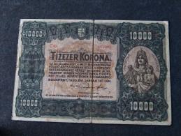 Hungary 1920 10000 Korona P#68. - Jugoslavia