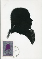 2575 Albania, Maximum  1970  Wolfgang Amadeus Mozart,  Card Vintage - Musik