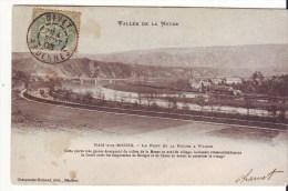 Cpa   Ham Sur Meuse - France