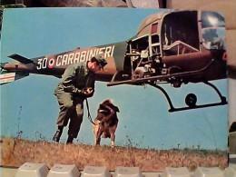 MILITARI Carabinieri Cinofili Eliportati - Cane Dog Pastore Tedesco Elicottero    N1975  FC6986 - Polizia – Gendarmeria