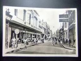 BERCK PLAGE La Rue Carnot GALERIES MODERNES CPA ÉCRITE - Berck