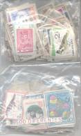 URUGUAY 500 TIMBRES DIFERENTES DIFFERENT  SELLOS SELOS ESTAMPILLAS ZEGELS BOLLI STAMPS DIFFERENTES DIFERENTES DIFFERENT - Postzegels