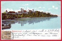SG - RAPPERSWYL - SG St. Gall