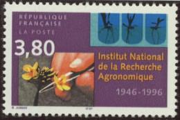 France 1996 Yv. N°3001 - INRA - Neuf - France