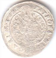 Hungary 3 Krajczar 1690 KB Leopold - Ungarn