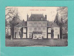 CPA - LIGNOL - Le Château  - éditeur Dumont - Francia