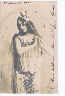 Cleo De Merode , Photo Reutlinger , Sip 51°série N°7 - Dance