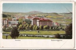 J-SALSOMAGGIORE PANORAMA-CARD ILLUSTRATA ED.LIBRARIE-PAPETERIE GANDOLFO-SAN REMO - Parma