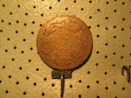SERBIA 5 Para 1868  # 2 - Serbia